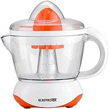 Exprimidor eléctrico 40W, jarra 0.7L. ELECTROTEK ET-EX70. (