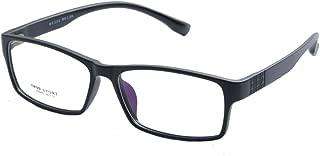 Deding Men Super Large Wide Oversized Full Frame Squaretr90 Glasses Frame Size 60-189-148mm