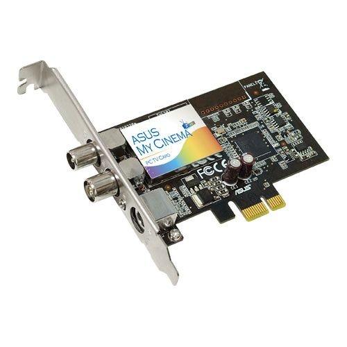 ASUS My Cinema TV Tarjeta DVB-T con Analog PCI-E LP