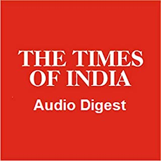 The Times of India cover art