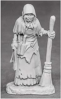 Reaper Miniatures Tosca, Dreadmere Hag 03871 Dark Heaven Legends Unpainted Metal