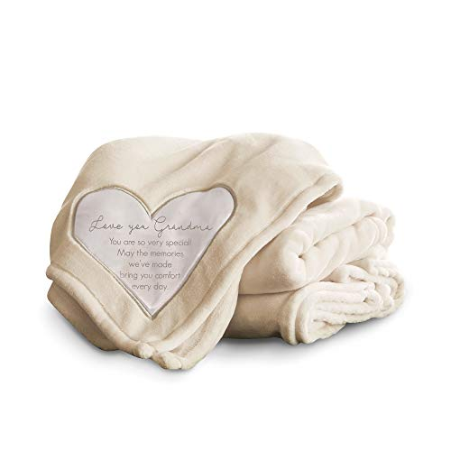 Pavilion Gift Company 19503 Comfort Love You Grandma Thick Warm 320...
