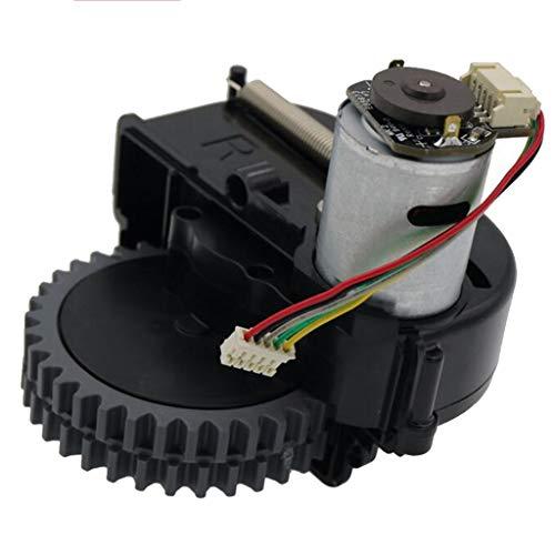 41qVc8MHIBL. SL500  - FLAMEER Rueda Giratoria Accesorios para Aspiradoras Piezas de Repuestos Trabaja con para ILIFE V3s Pro V5s Pro - Rueda Derecha