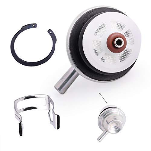Fuel Injection Pressure Regulator FP10075,FP10021,FP10238,SKPR217,SKPR203, PR203,PR217,PR376 compatible with C3500,C7500 Kodiak, Camaro,Express 1500,Express 2500,Express 3500
