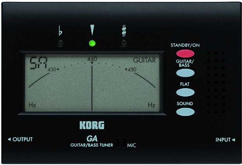 Korg GA-40 Gitarrenstimmgerät