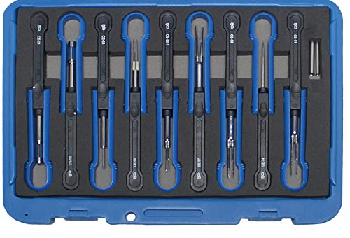 BGS 60120 | Kabelverbinder-Lösewerkzeug-Satz | für VAG, Porsche | 11-tlg.