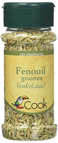 Coo Fenouil Graines 0.3 g 1 Unité