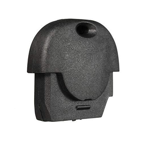 Zimaes Perfectamente Caja Fob de la tecla de 2 Botones para Nissan Micra Almera Primera X Trail + Switch Mecánico
