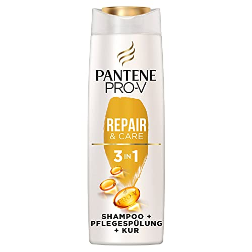 Pantene Pro-V Repair&Care 3in1 Shampoo Conditioner Und Haarkur Für Geschädigtes Haar, Haare Kur, Haarkur Trockenes Haar, Haarpflege Trockenes Haar, Haarpflege Trockene...