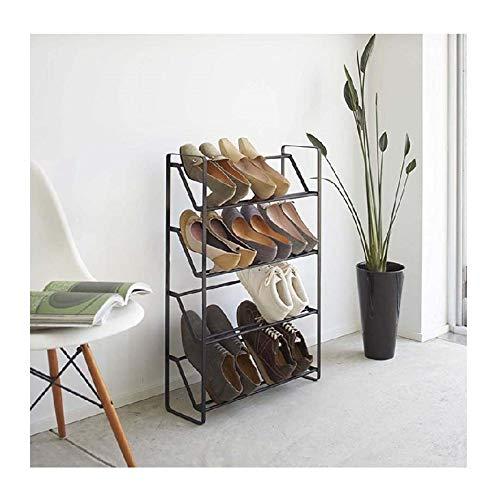 Gangkun Multi-layer kleine schoenenkast voor huishoudelijk gebruik, handig en praktisch, ruimtebesparend, eenvoudig en eenvoudig