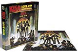 KISS 'Love Gun' Puzzle de 500 Piezas