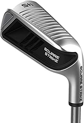 Square Strike Wedge Black