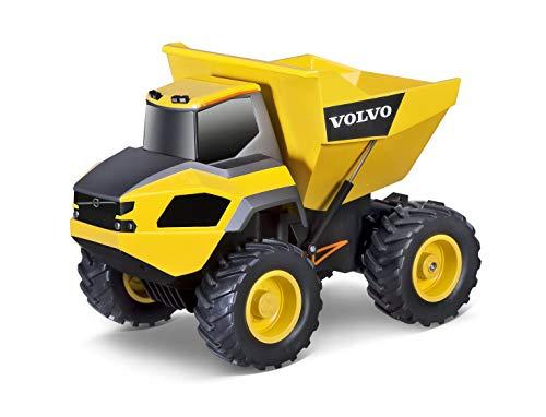 RC Auto kaufen LKW Bild: Maisto 582056 Fahrzeug mit Fernbedienung, gelb*