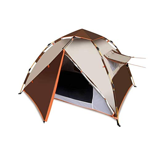 Bdesign Tent Family Tunnel Tent Outdoor Camping Tent Ultralight Single layer - All Season Shelter with Carry Bag for Camping Hiking Traveling Festival Park Beach