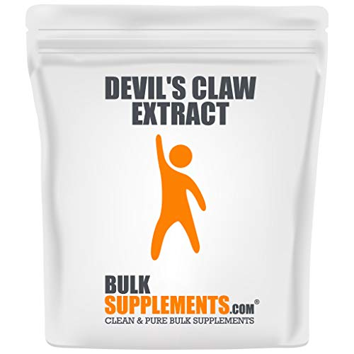 Bulksupplements Devil's Claw Extract Powder (100 Grams)