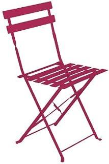 Amazon.fr : chaise framboise : Jardin