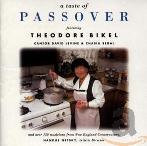 Price comparison product image A Taste of Passover