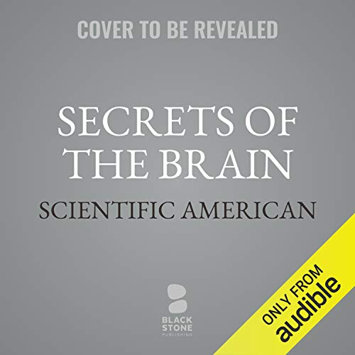 Secrets of the Brain audiobook cover art