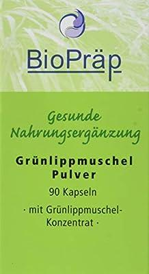 BioPräp Grünlippmuschel Kapseln 90St, 50 g