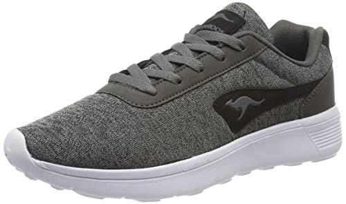 KangaROOS Unisex-Erwachsene K-Move Sneaker, Grau (Steel Grey 2005), 45 EU