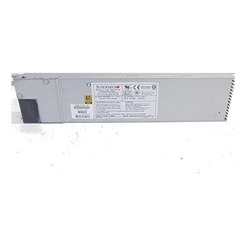 Supermicro PWS-721P-1R 1U Rm 16BAY Black 720W Eatx 3X80MM Fan