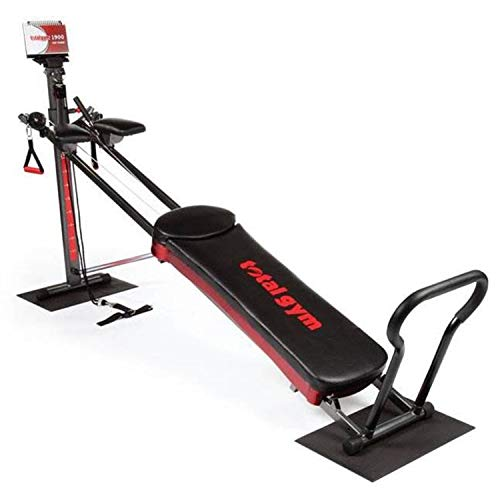 Total Gym 1900 Ultimate Home Fitness Exercise Machine