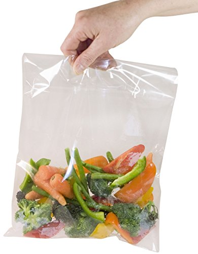 Toastabags estándar Bolsas de Vapor de microondas, Transparente, 100Unidades