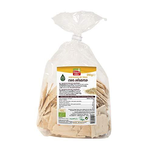 La Finestra Sul Cielo Mini Crackers de Trigo con Sésamo Bio, 250g