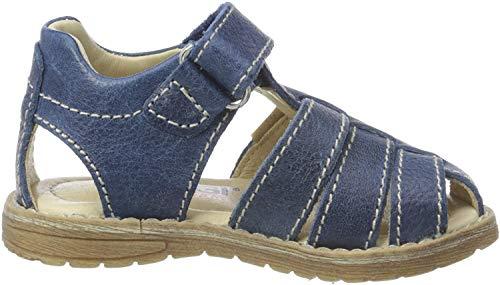 PRIMIGI Jungen Sandalo Bambino Geschlossene Sandalen, Blau (Bluette 5410033), 23 EU