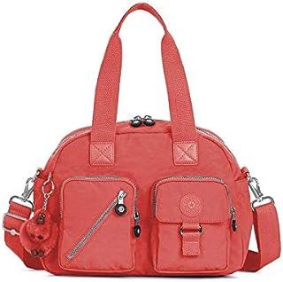 Kipling HB3710 Defea Handbag For Women - Papaya Orange