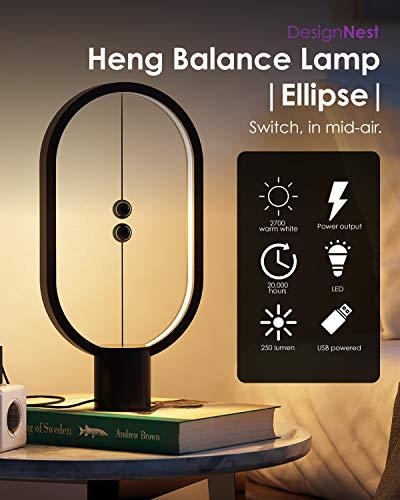 Heng Balance lamp, DesignNest Allocacoc