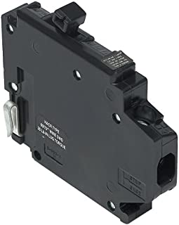 UBITBA115L-New Challenger MH115-L Type A Replacement. One Pole 15 Amp Left Clip Circuit Breaker Manufactured by Connecticut Electric.