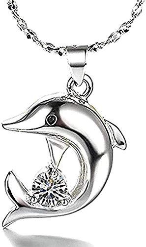 ZPPYMXGZ Co.,ltd Necklace Fashion Cute Animal Pendant Necklace for Women Girls Choker Necklace Accessories Pendant Necklace for Women Men