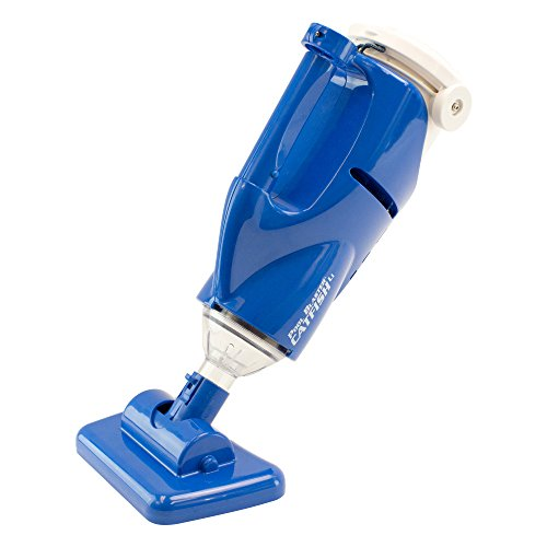 POOL BLASTER Water Tech Catfish Rechargeable, Battery-Powered, Swimming Pool Cleaner, Ideal for Hot Tub and Spa Cleaning, In-Ground and Above Ground Pool...