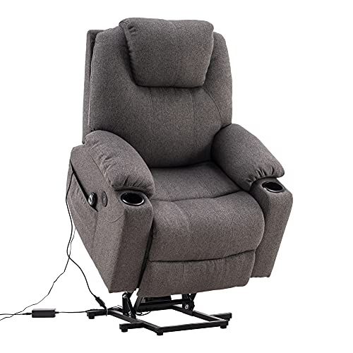 Electric Power Lift Recliner Chair, Lifting,...