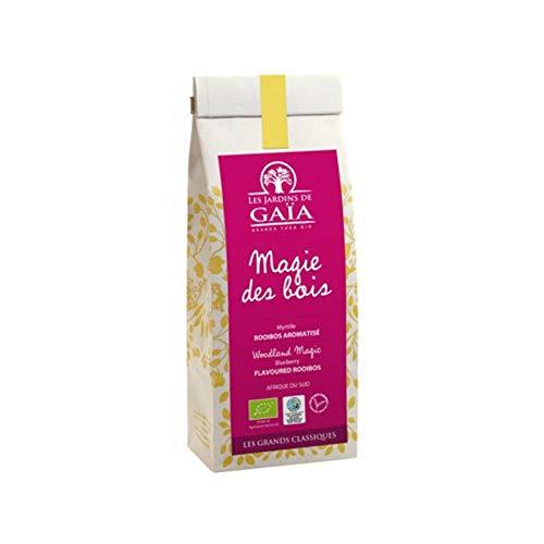 Les Jardins de Gaïa Rooibos Magie des bois Myrtille 100 g