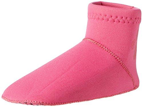 KONFIDENCE Paddlers Swim Socks 12-24 mths (Pink)