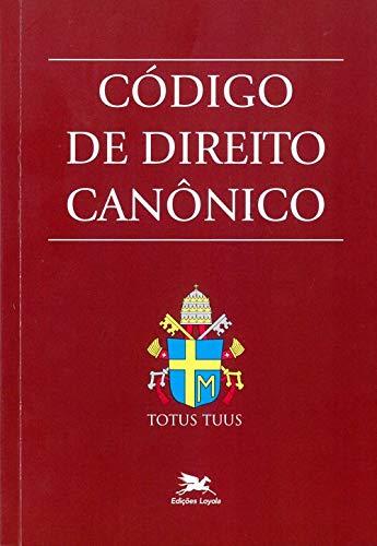 Código de Direito Canônico (bolso com capa cristal): Edição bolso