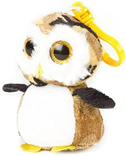 comprar marca Claire's Accessories Ty Beanie Boos Owliver the Owl Plush Plush Plush Clip On - 4  by Claire's Accessories  Nuevos productos de artículos novedosos.