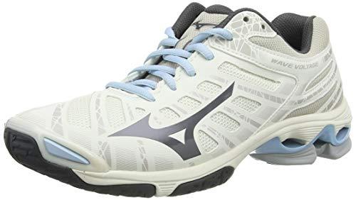 Mizuno Wave Voltage, Zapatillas de vóleibol Mujer, Moonstruck/Dshadow/Afall, 40.5 EU