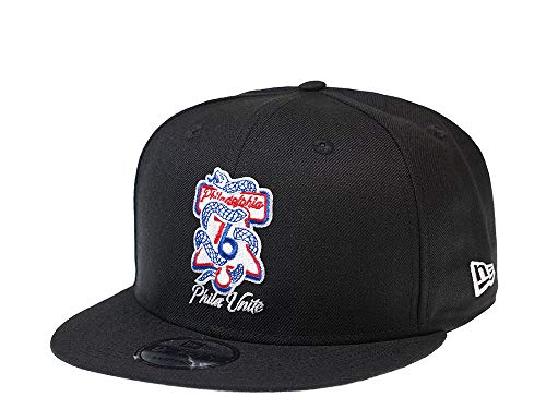 New Era Philadelphia 76ers Bell Edition 9Fifty Snapback Cap - NBA Basketball