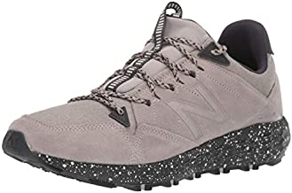New Balance Men's Fresh Foam Crag Trail V1 Running Shoe, Warm Alpaca/Phantom, 10 W US
