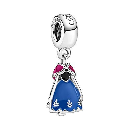 Pandora Disney Frozen Annas - Colgante con diseño de reina de hielo