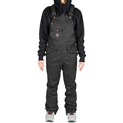 L1 Damen Loretta Overall Wpnt'20 Hose, Black, XS