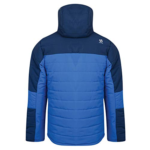 Dare 2b Men's Domain Waterproof & Breathable Quilted Silhouette Ski & Snowboard Jacket With High Loft Insulation…