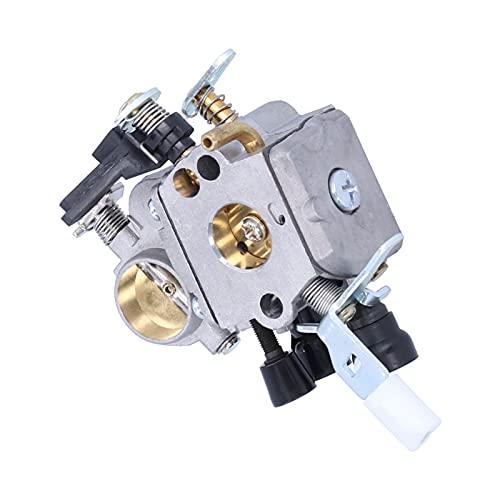 Kit de carburador, kit de filtro de aire de junta de carburador de aluminio apto para motosierra Stihl MS171 MS181 MS181C MS211