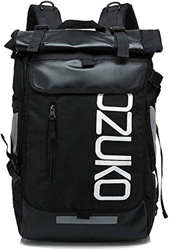 Mochila escolar unisex mochila casual, resistente al agua para la escuela, escuela, bolsa...