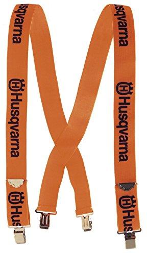 Husqvarna Hosenträger mit Metallclips