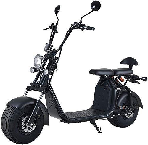 Elektroroller Chopper X7, E-Scooter, E-Roller, E Roller E-Scooter mit Straßenzulassung Elektro Roller Scooter, 2000 Watt