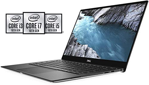 "New XPS 13 7390 Laptop 13.3"" FHD (1920 x 1080) Non-Touch Display 10th Gen Intel i7-10710U up to 4.7 GHz F Reader Best Notebook Stylus Pen Light Platinum Silver (1TB SSD